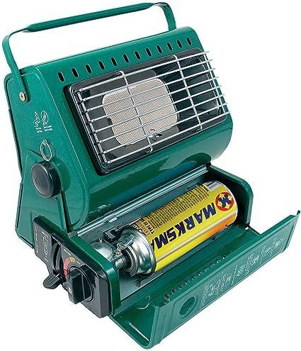 Calefactor de gas portátil de Isss