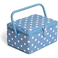 Hobbygift - Costurero (tamaño Mediano), Color Azul