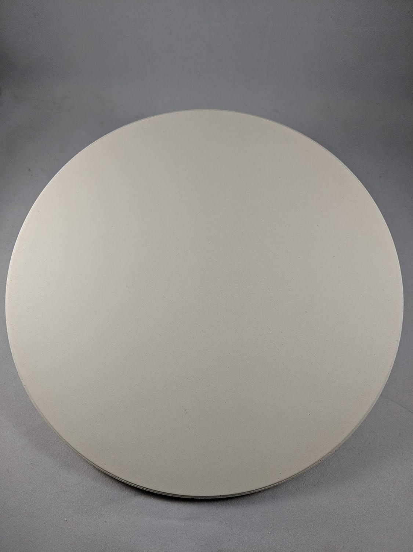 11' x 0.25' Round Pizza Stone
