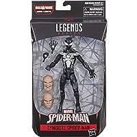 Hasbro Spider-Man Legends Series 6-inch Symbiote Spider-Man