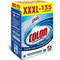 Colon Detergente de Ropa para Lavador, Polvo Formato