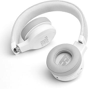 JBL LIVE 400BT Cuffie On Ear Wireless Bluetooth, Con Alexa integrata e Assistente Google, Fino a 24h di Autonomia, Colore Rosso