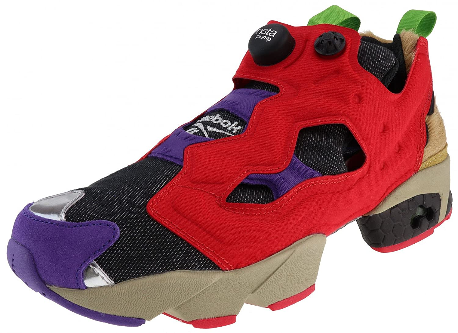 Reebok Classic Instapump OG Bebop Red Brown  440_us105_uk095_cm285m|Bebop Red Brown