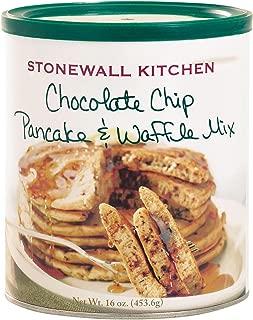 product image for Stonewall Kitchen Chocolate Chip Pancake & Waffle Mix, 16 Ounces