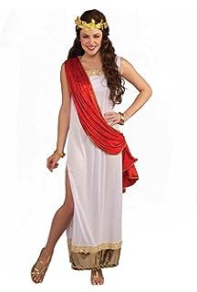 Amazon.com: Disfraz para mujer de grecia, grecia, griega, de ...