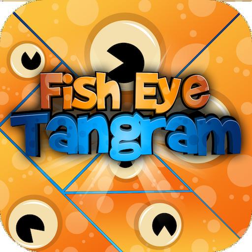 (Fish Eye Tangram)