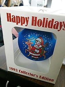 CampBell Soup Ornament 1993