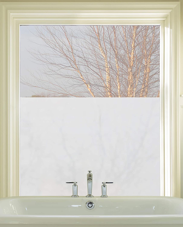 Amazon Com Artscape Etched Glass 24 X 36 Window Film 24 By 36 Inch Home Kitchen