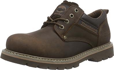 TALLA 44 EU. Dockers 23da005, Zapatos de Cordones Oxford Hombre