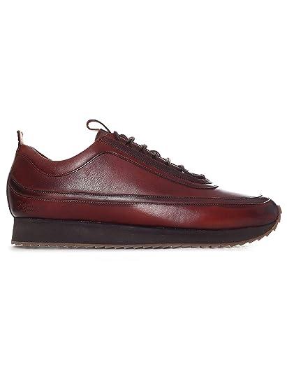 5fb1d363b2b85 Grenson Men's Sneaker 12 Trainer TAN 10: Amazon.co.uk: Shoes & Bags