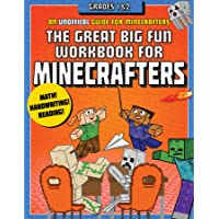 Great Big Fun Workbook for Minecrafters: Grades 1 & 2: An Unofficial Workbook
