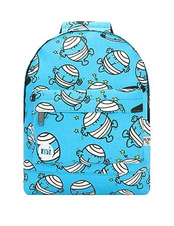 8c95a04f6ca Mi-Pac Mi-Pac Mini Mr Bump Kinder-Rucksack, 33 cm, Blau (Blue ...