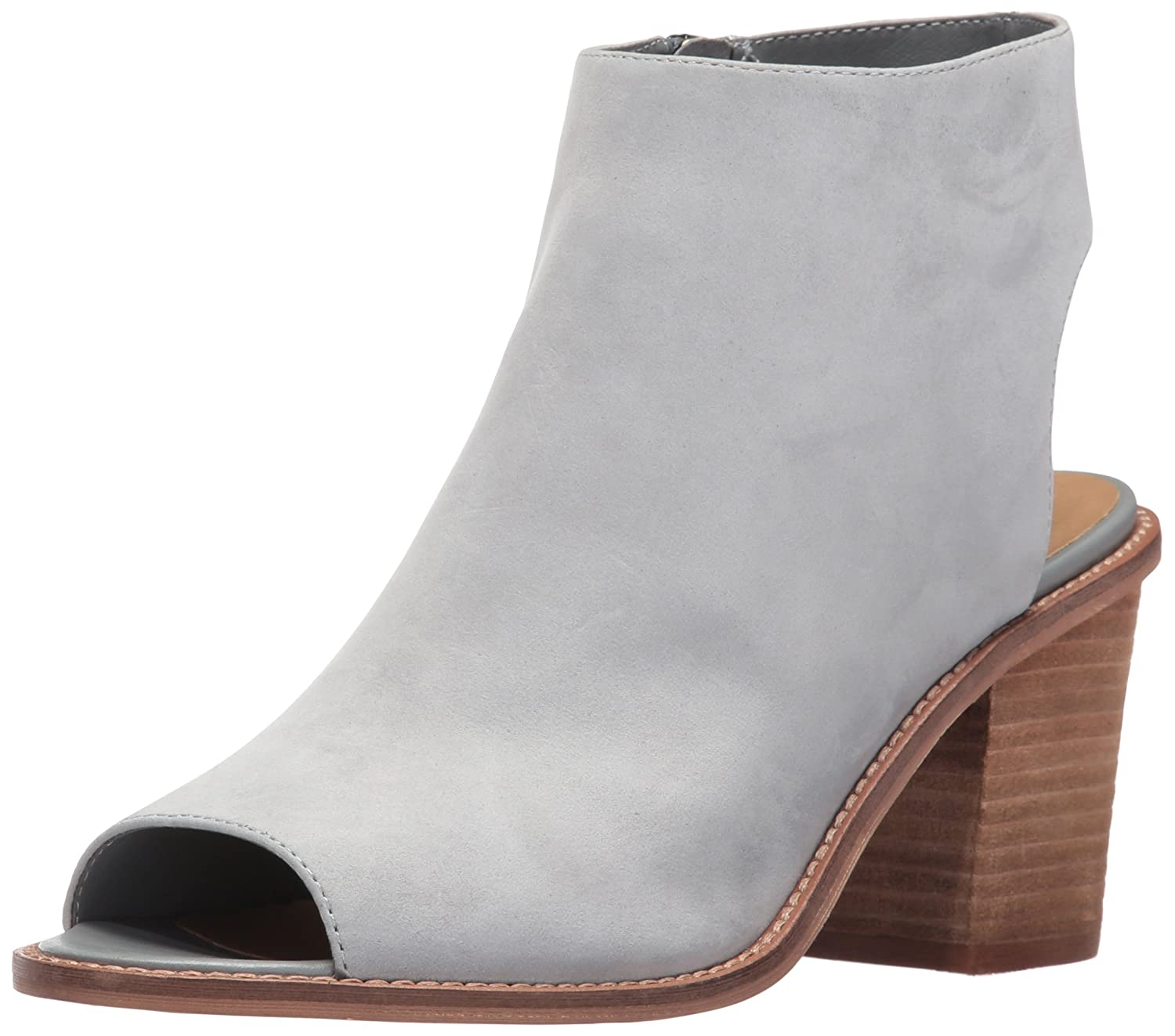Chinese Laundry Women's Calvin Ankle Bootie B01LW09QOH 8 B(M) US|Chambray Leather