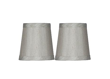 Mini Lampenschirme Für Kronleuchter ~ Urbanest mini kronleuchter lampe schatten zoll gebundenen
