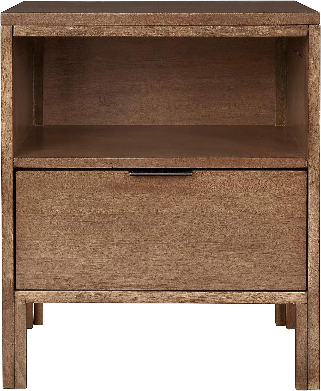Progressive Furniture Strategy Nightstand, Jute