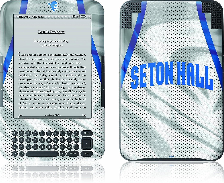 Amazon com: Skinit Kindle Skin (Fits Kindle Keyboard), Seton