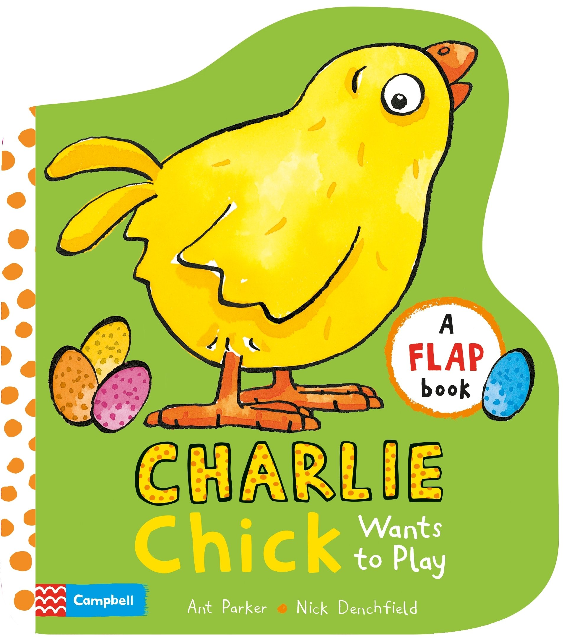 Charlie Chick Wants to Play pdf