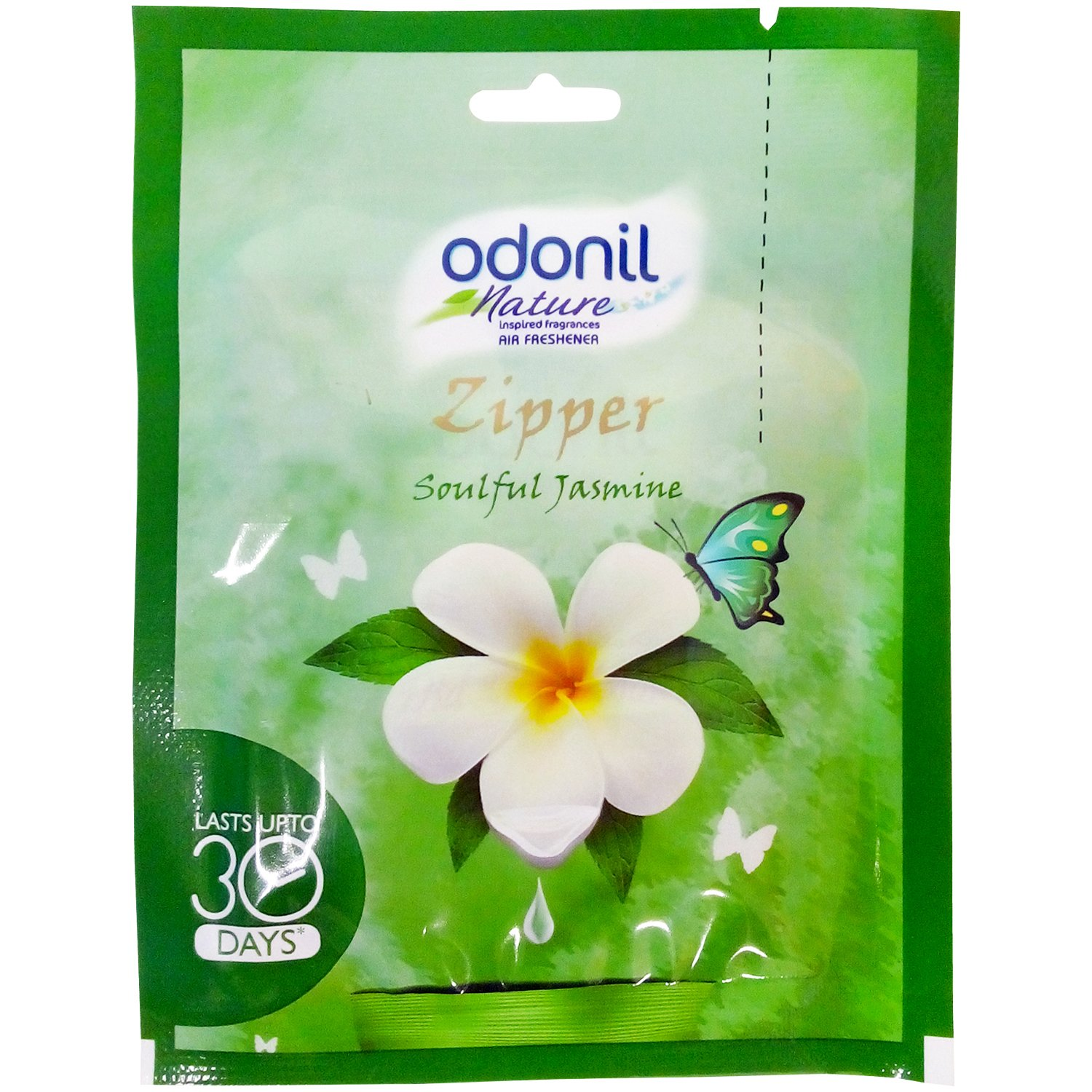 Odonil nature zipper air freshener soulful jasmine 10g pack odonil nature zipper air freshener soulful jasmine 10g pack amazon izmirmasajfo