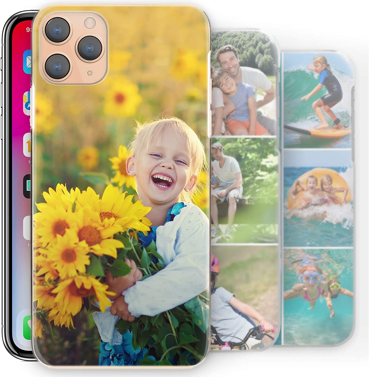 Personalized Phone Case for Samsung Galaxy J3 (2017), Custom Photo Hard Cover, Personalize with Image - Customize Now