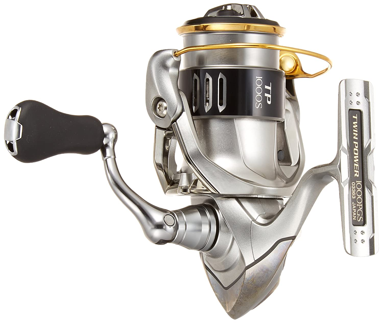 8d861c918c9 Amazon.com : Shimano 15 TWIN POWER 1000PGS [Japan Import] : Sports &  Outdoors