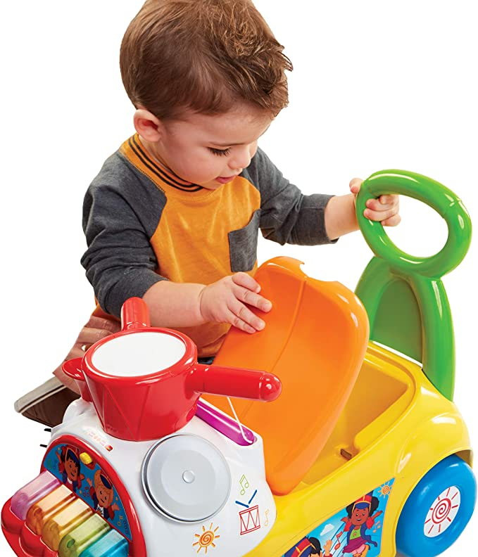 Amazon.com: Little People Fisher-Price Juguete con música ...