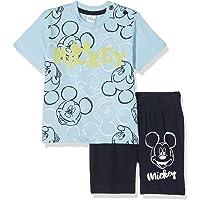 Disney Mono Corto Unisex bebé
