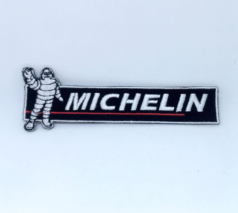 Michelin Parche bordado con logotipo de neumático para coser o ...
