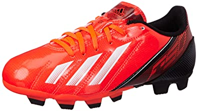 super popular d4965 7bf73 adidas Performance F5 TRX FG J Q33917, Jungen Fußballschuhe, Rot (INFRARED   RUNNING