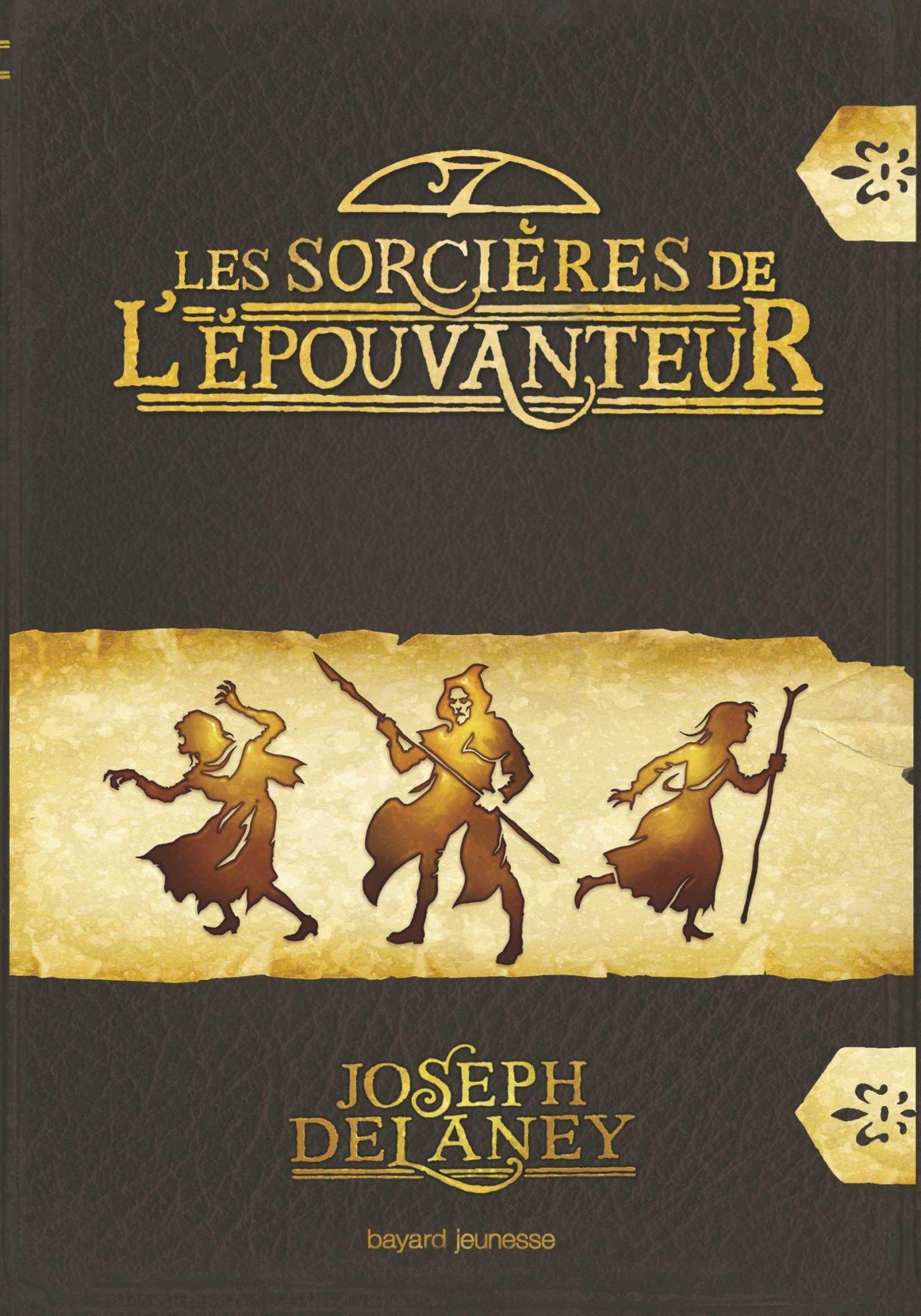Download Wardstone Chronicles Hors-Serie/Les Sorcieres De L'Epouvanteur (French Edition) pdf