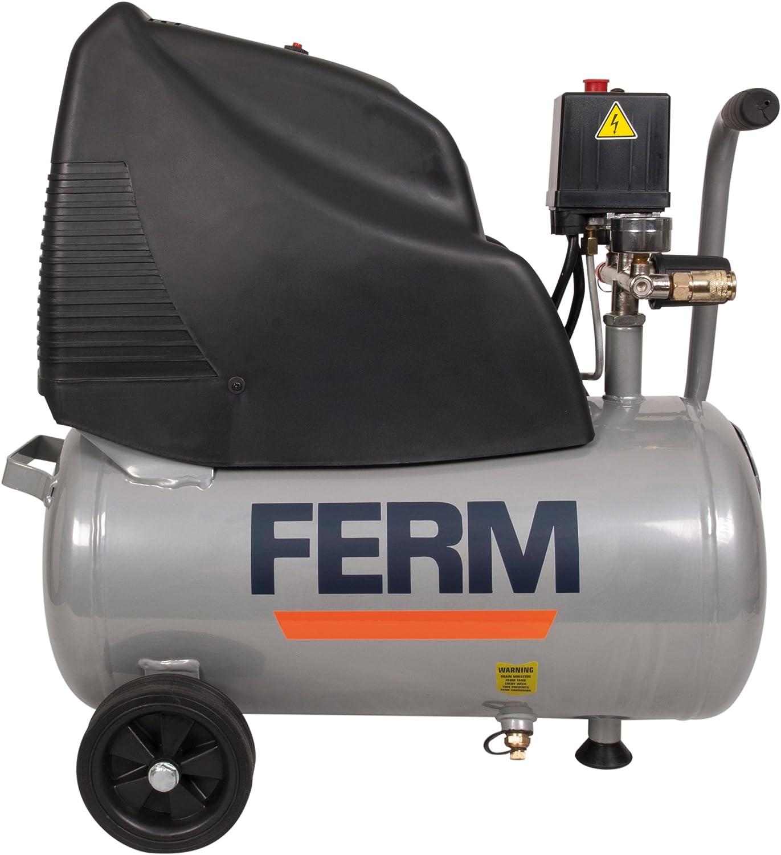 Ferm Crm1042 Kompressor 1 5ps 1100w 24l 1100 W 230 V Baumarkt