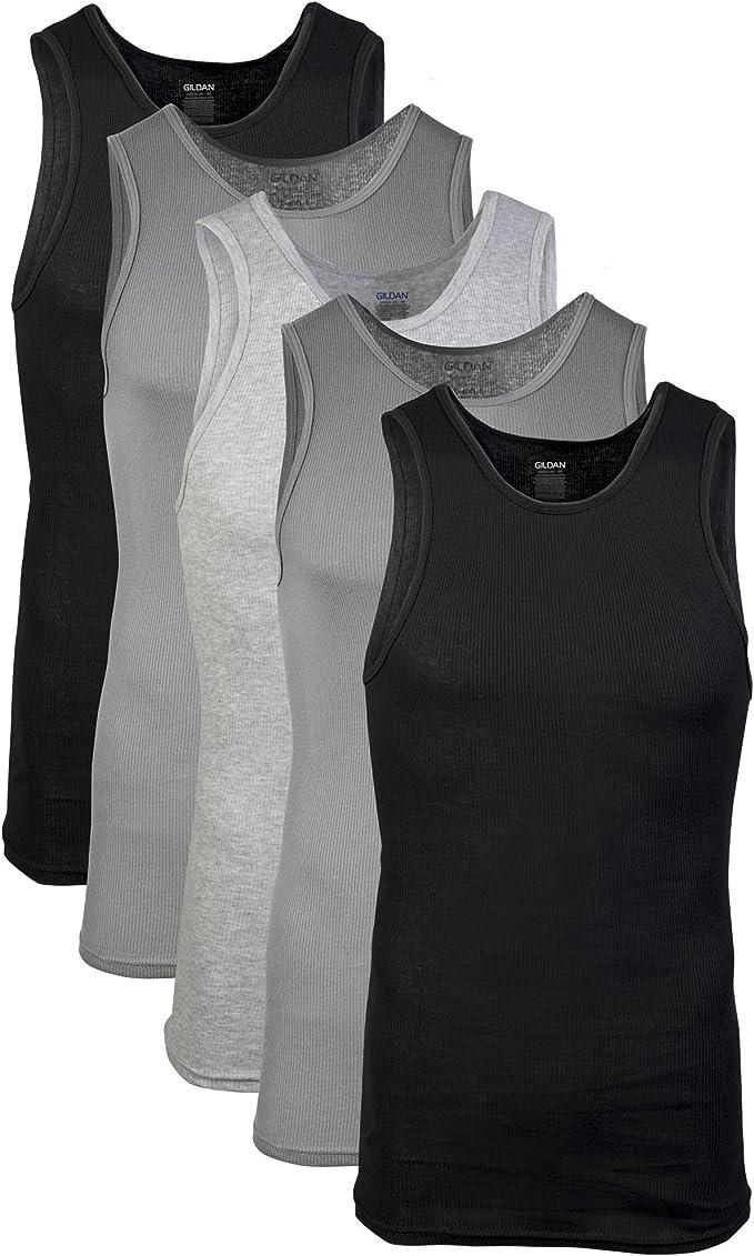 GILDAN Men's a-Shirts Multi-Pack