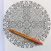 Amazon Creative Haven Celtic Mandalas Coloring Book