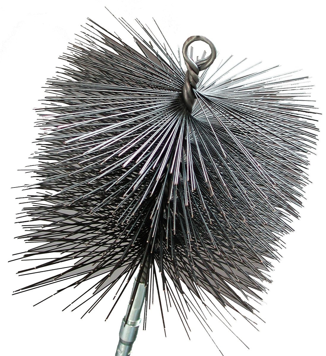 Rutland Products 16508 8-Inch Square Chimney Cleaning Brush by Rutland Products