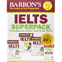 IELTS Superpack: Everything you need to excel on the IELTS