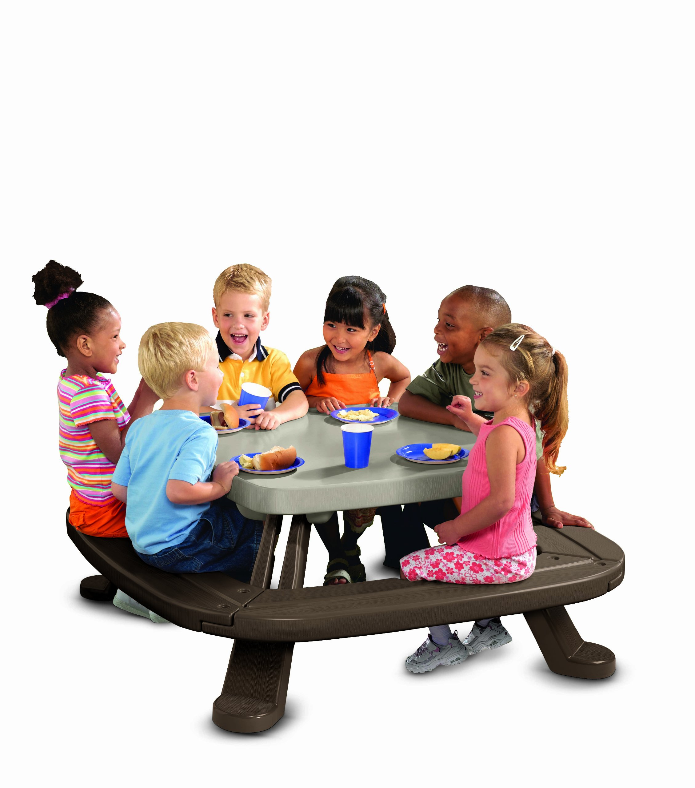 Little Tikes Fold 'N Store Picnic Table by Little Tikes