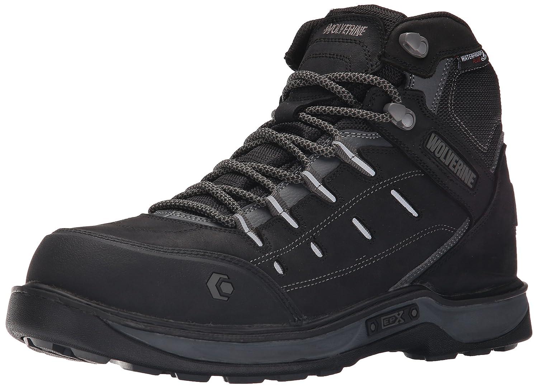 e84e475c8bf3 Amazon.com  Wolverine Men s Edge LX Nano Toe Work Boot  Shoes