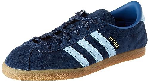 meet 50792 97667 adidas Boys Berlin Fitness Shoes, Blue (MaroscCelclaAzutra 000)