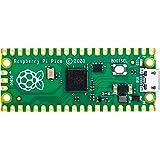 Raspberry Pi Pico Flexible Microcontroller Mini Development Board Based on The Raspberry Pi RP2040,Dual-Core ARM Cortex M0+ P