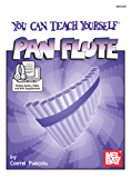 You Can Teach Yourself Pan Flute (English Edition)