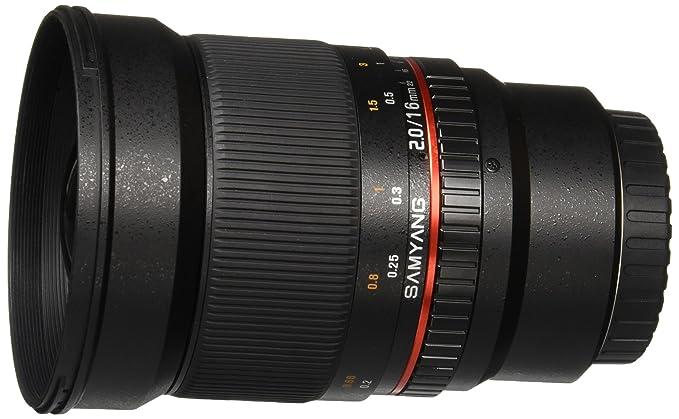 Review Samyang SY16M-M43 16mm f/2.0