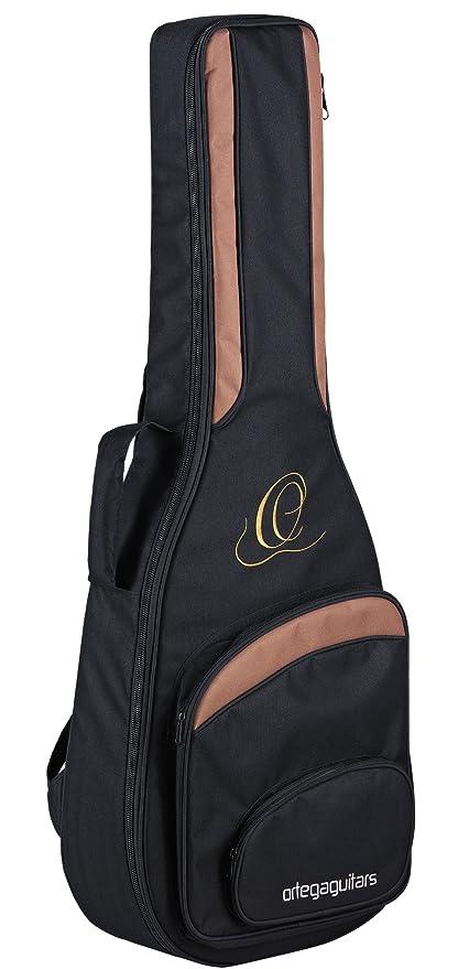 Ortega ONB12 - Funda para guitarra de concierto de 1/2 ,color ...