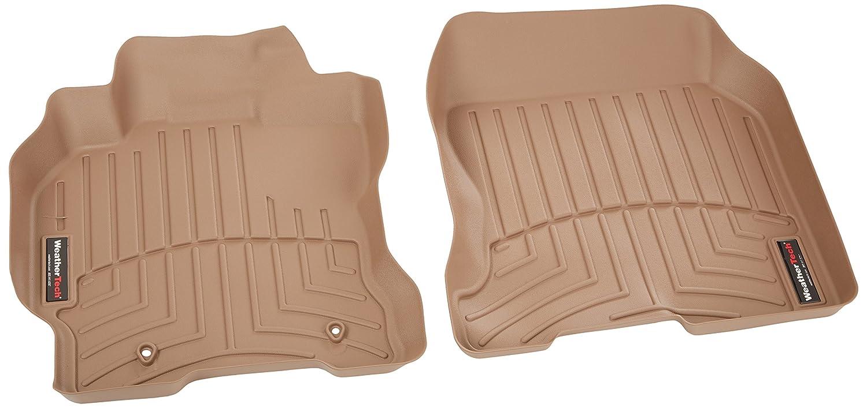 Weathertech floor mats prius - Amazon Com Weathertech Custom Fit Front Floorliner For Toyota Prius Tan Automotive