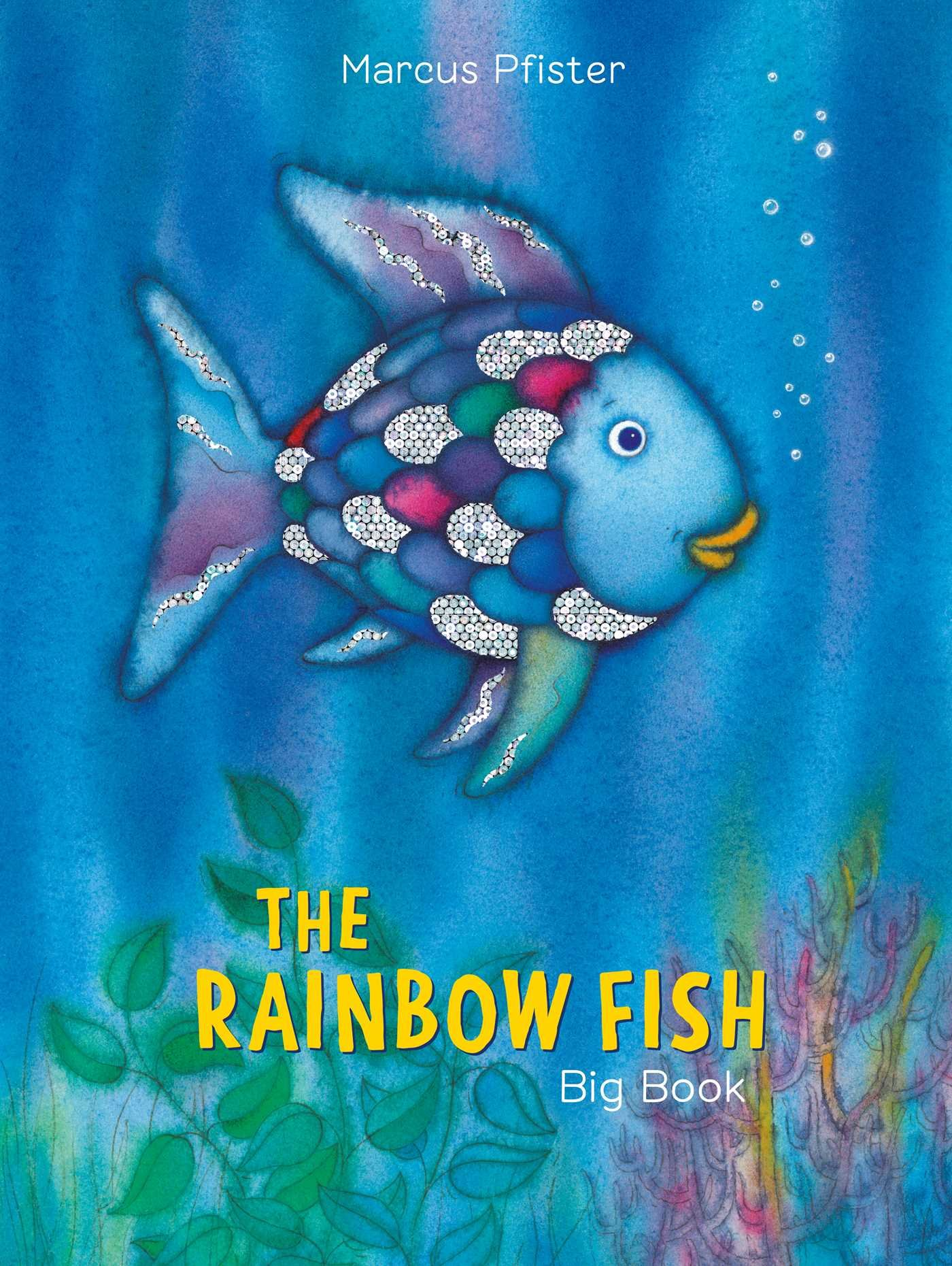 The Rainbow Fish Big Book: Amazon.co.uk: Pfister, Marcus: Books