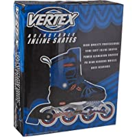Vertex Unisex Paten ABEC 7, Kırmızı
