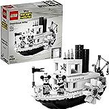 LEGO Ideas 21317 Disney Steamboat Willie...