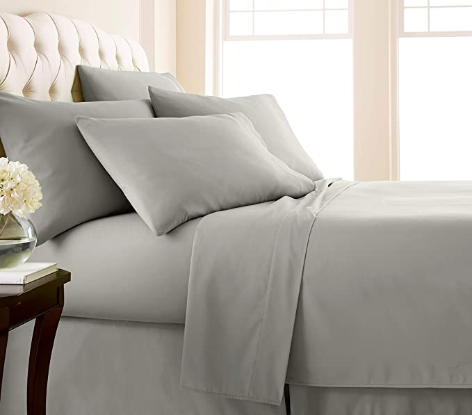 Southshore Fine Linens Extra Deep Pocket Sheet Set - Luxuriously Soft and Long-Lasting