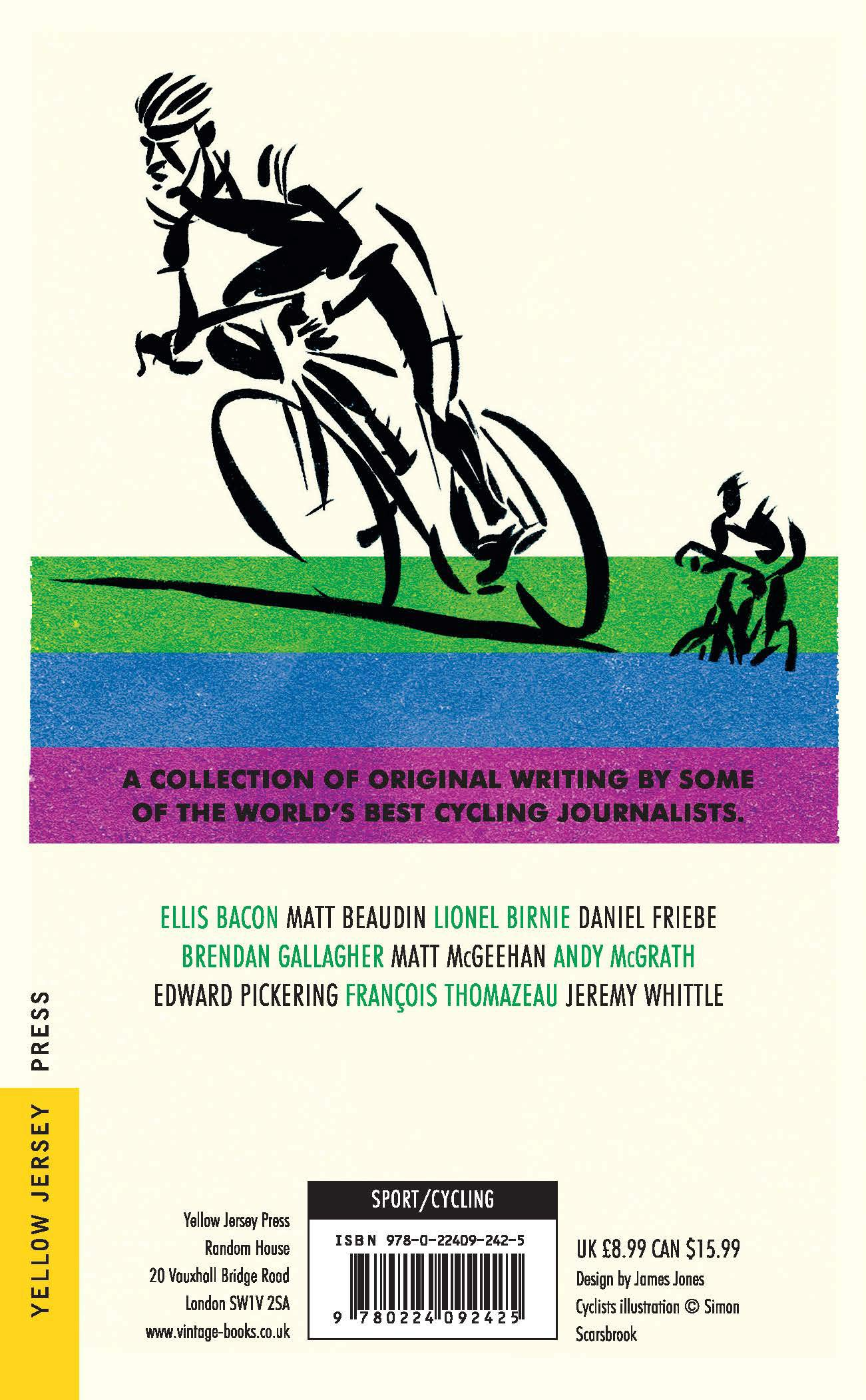 The Cycling Anthology: Volume Five (5/5): Amazon co uk: Ellis Bacon