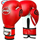 Farabi Junior kids 6-oz Boxing Gloves Sparring , training bag mitt gloves Kids Boxing Gloves Junior Boxing Gloves Punching Mitt Kids Training Boxing Gloves for the kids age ranging between 3 to 12 Year.