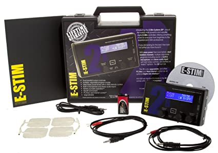 S de Stim Series 2B corriente Estimulante Tensiómetro Set