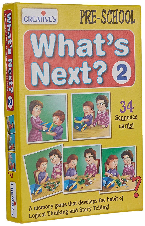 Amazon Com Stonkraft Preschool Learning Toys What S Next 2
